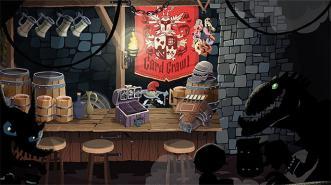 Card Crawl, Simplifikasi dari Dungeon and Dragon