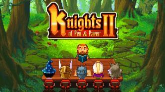 Knights of Pen & Paper 2 Sekuel RPG Terkocak di Smartphone