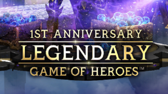 Asyiknya Koleksi Heroes ala Puzzle Match-Three dalam Legendary: Game of Heroes