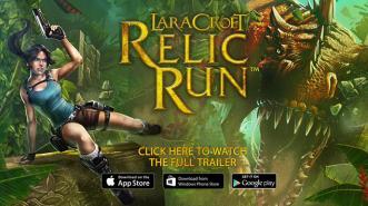 Lara Croft: Relic Run, Spin-Off Tomb Raider Berpadu Aksi Temple Run