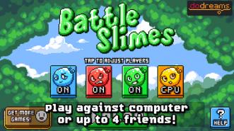 Battle Slimes, Nikmati Serunya Main Multiplayer dalam Satu Perangkat Saja!