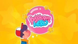 Tiup Balon Permen Karet itu Gampang? Coba Tantangannya dalam Bubblegum Hero!