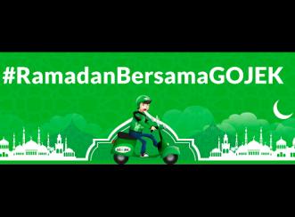 Selama Ramadhan, GO-JEK Berbagi Kebaikan