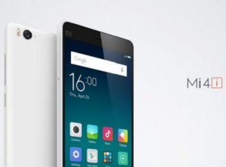 Xiaomi Mi 4i Resmi Diboyong ke Indonesia