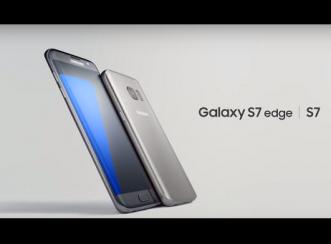 Resmi, Inilah Samsung Galaxy S7 & Galaxy S7 Edge