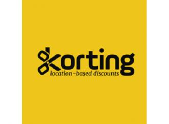 Korting, Aplikasi Diskon Berbasis Lokasi