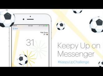 Sambut Euro 2016, Mainkan Bola di FB Messenger