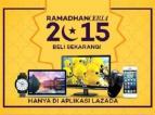 2 Hari Lagi, Usainya Ramadhan Ceria dari Lazada