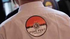Serunya Berburu Pokemon Go di Poke Fest