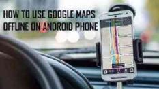 Tanpa Internet di Jalan, Pakai Offline Maps di Google Maps