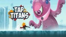 Serunya Bermain Game Tap Titans