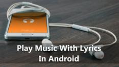 Dengan Musixmatch, Jadi Bisa Ber-Karaoke di Android
