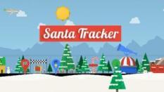Melalui Santa Tracker, Bisa Intip Desa Santa Claus