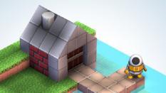 Uniknya Mekorama, Sebuah Free-to-Play Diorama Pathfinding Puzzle