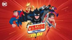 Justice League Action Run, Infinite Run ala Superhero