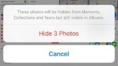 Tak Mau Melihat Foto-foto Jelek di iPhone? Sembunyikan Saja!