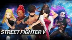 Seven Knights Menggandeng Street Fighter V di Update Terbarunya
