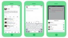 Twitter Maksimalkan Penggunaan 140 Karakter
