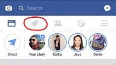 Ada Ikon Roket di Aplikasi Facebook! Apa Fungsinya, ya?