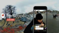 Untuk Pengguna iOS, Periscope Hadirkan Layanan Video 360