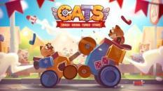 Perang Robot Para Kucing dalam CATS: Crash Arena Turbo Stars