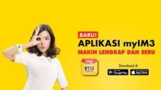 Cek Pulsa, Kuota & Status Paket Internet Indosat Ooredoo dengan myIM3