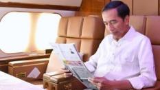 Di Instagram, Jokowi adalah Pemimpin Negara Paling Hits ke-4