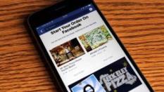 Sekarang, Bisa Pesan Makanan lewat Facebook!