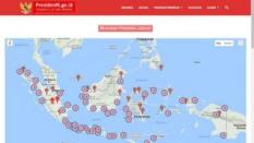 Ke Mana Saja Pak Jokowi Sudah 'Blusukan'? Yuk, Lihat di Sini!