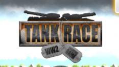 Gila-gilaan Kendalikan Tank dalam Tank Race: WW2 Shooting Game