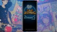 Punya BBM di Hape? Yuk, Mainkan Tap Sonic Bubble!