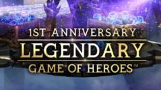Asyiknya Koleksi Heroes ala Puzzle Match-Three dalam Legendary: Game of Heroes