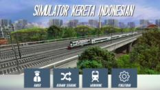 Serunya Jadi Masinis Kereta Api di Indonesian Train Simulator