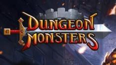 Modernisasi Sistem Dungeon Crawler dengan Gameplay Retro dalam Dungeon Monsters