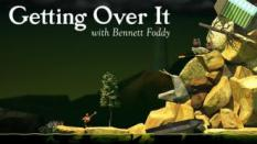 Getting Over It, Game Mengesalkan karya Bennett Foddy