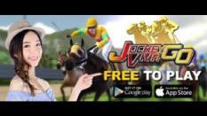 Jockey Viva Go, Simulasi Balap Kuda yang Realistik untuk Mobile