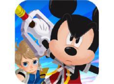 Bertarunglah di Kingdom Hearts Unchained χ