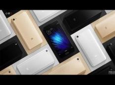 Resmi Melenggang, Inilah Spesifikasi Xiaomi Mi 5