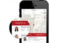 Layanan Pesan Pijat Berbasis Aplikasi dari Masto