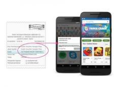Panduan Beli Voucher Google Play di Indomaret