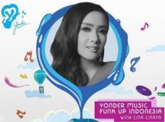 Cita Citata sebagai Brand Ambassador Yonder Music