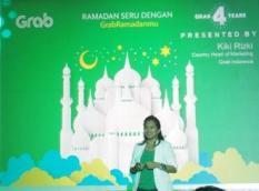 Selama Ramadhan, Grab Berikan Takjil Gratis