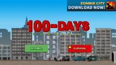 Dalam 100 Hari, Bisakah Peter Bertahan Hidup di 100 Days: Zombie Survival?
