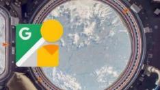 Jelajahi Satelit Luar Angkasa Internasional ISS dengan Google Street View!