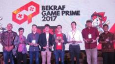 6 Sesi Penuh Ilmu di Business Day BEKRAF Game Prime 2017
