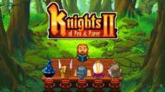 Knights of Pen & Paper 2, Sekuel RPG Terkocak di Smartphone