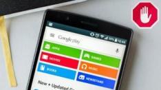 Aplikasi Canggih Terlarang versi Google