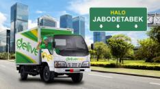 Jajaki Pasar Truk Komersil, Deliveree Luncurkan CDE Box