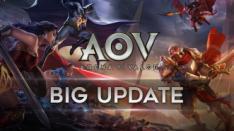 Big Update untuk Garena Arena of Valor