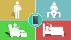 Dampak Penggunaan Smartphone yang Berlebihan, Bisa Bikin Obesitas!